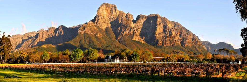 Boschendal & The Groot Drakenstein Mountain