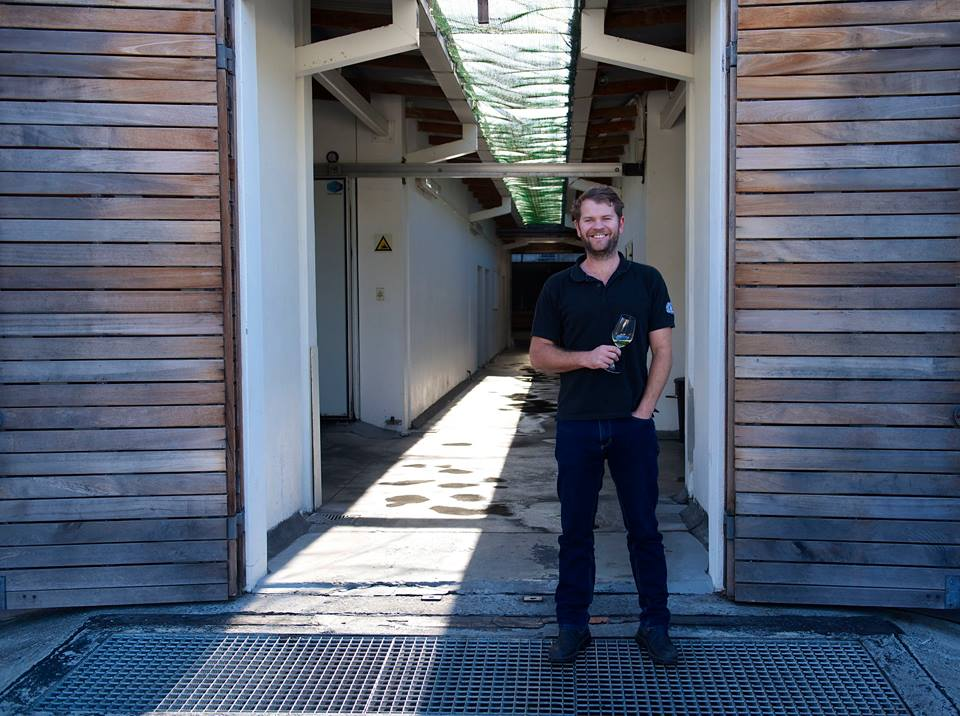 Steenberg Wine Maker JD Pretorius