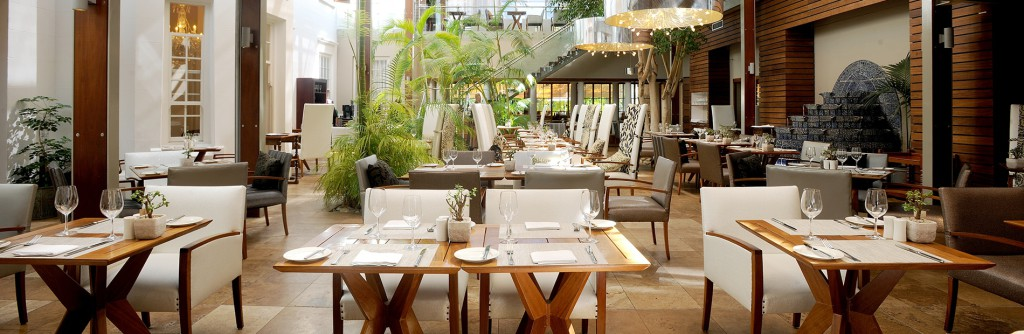 Vineyard Hotel - The Square Restaurant