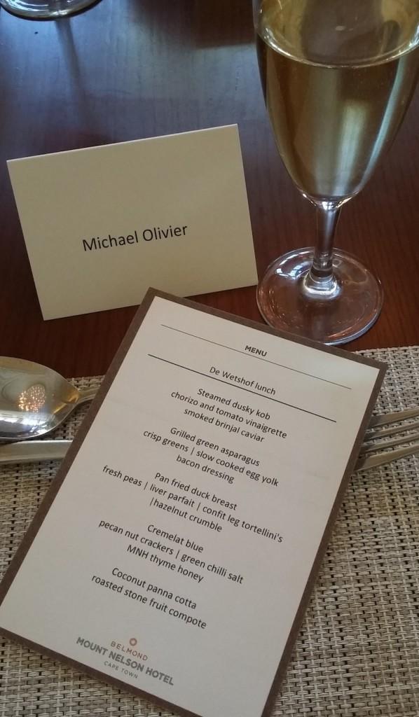 steamed menu