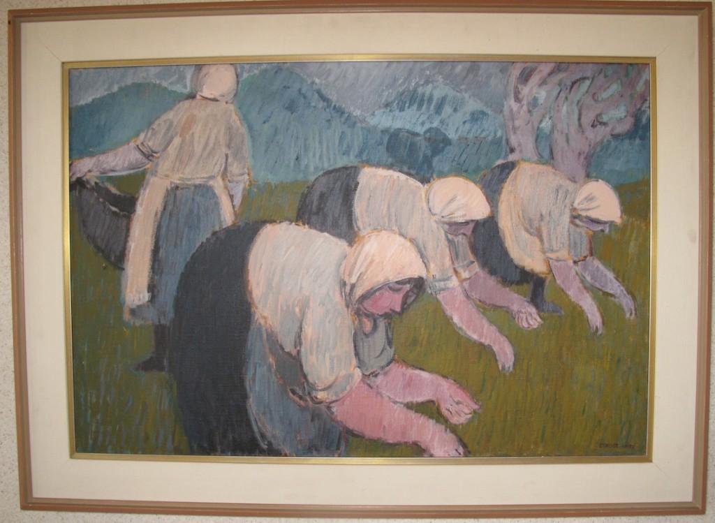 Eleanor Esmond-White, The Olive Pickers