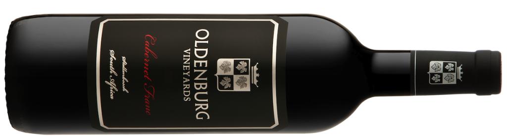Oldenburg Vineyards Cabernet Franc 2010