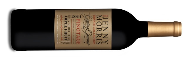 The Jenny Morris Private Collection Pinotage 2014