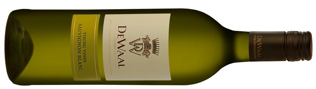 De Waal Young Vines Sauvignon Blanc 2014