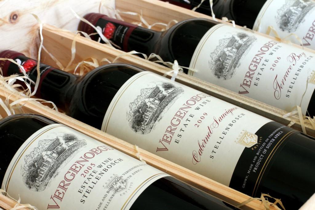 Vergenoegd Wines