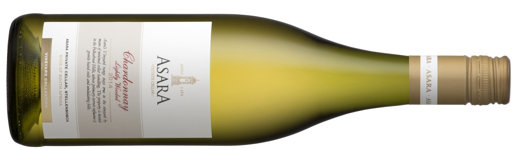 Vineyard Collection Chardonnay Lightly Wooded 2014 copy