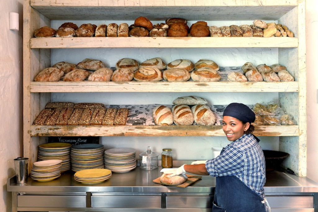 Bakery at Boschendal