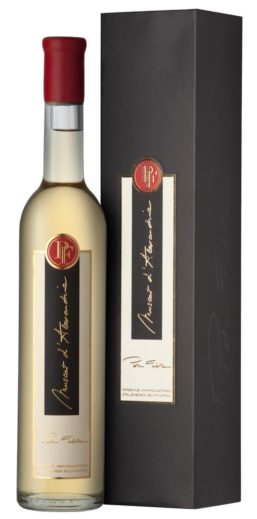 Peter Falke Muscat dAlexandrie Bottle & Box