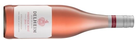 Delheim Pinotage Rosé 2016 LOW RES
