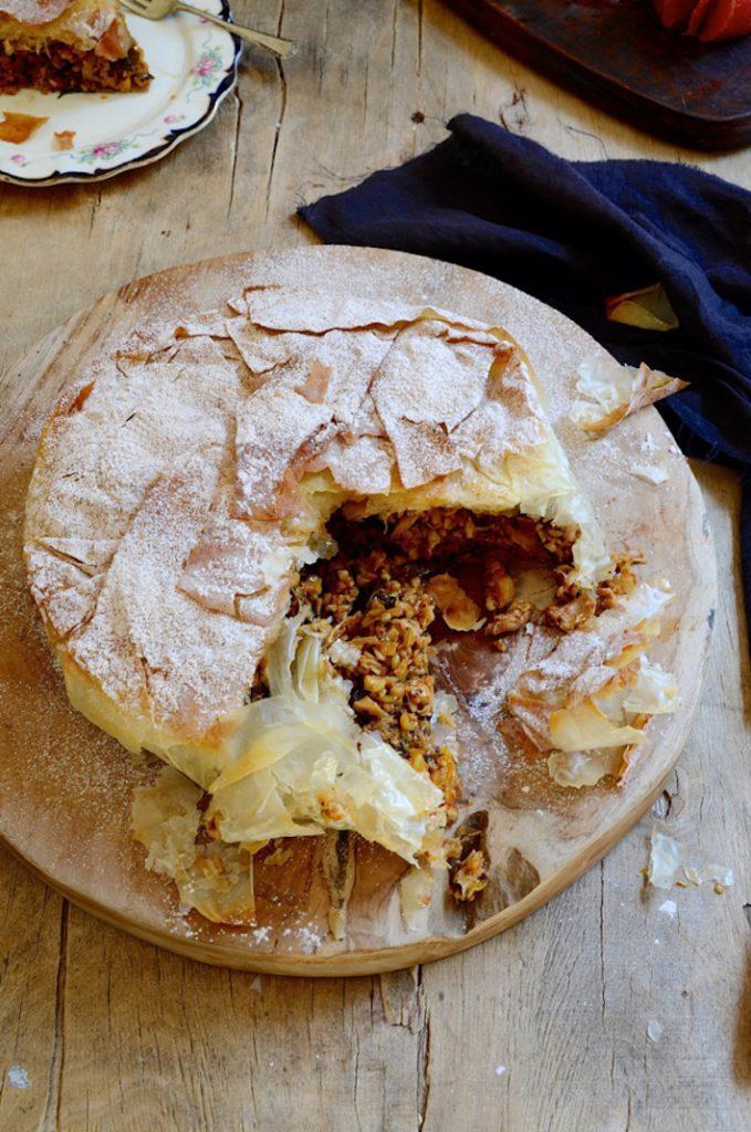 Dianne Bibbys Chicken Pastilla with Freekeh & Almonds