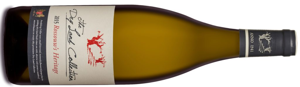 Perdeberg Dry Land Collection Rossouws Heritage 2015 (2)