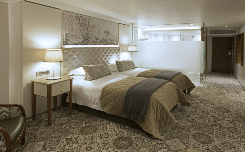 A A new bedroom at The Vineyard