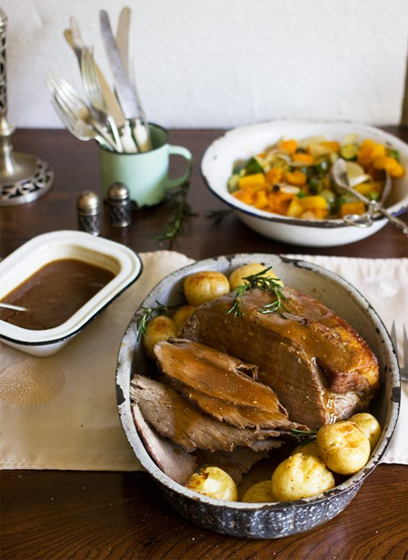 Anina Meyers Beef Pot Roast with Rosemary & Pepper