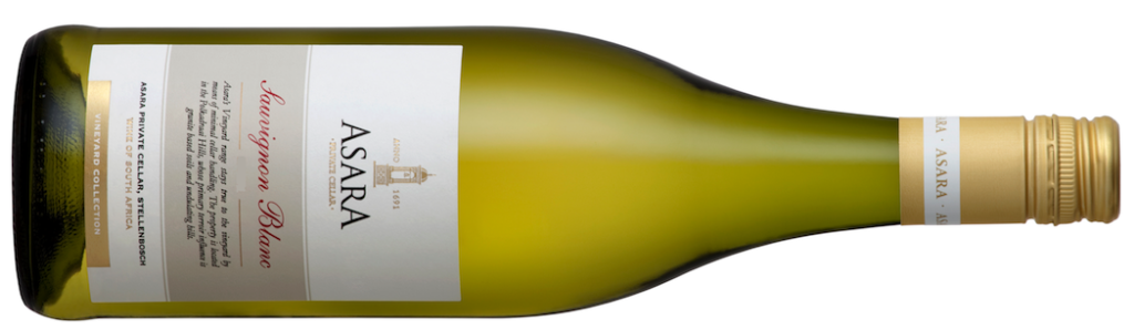 Asasa Vineyard Collection Sauvignon Blanc nv