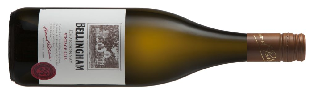 Bellingham Homestead Series Chardonnay 2015