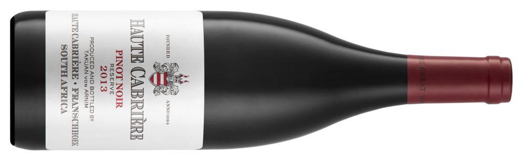 Haute Cabriere - Pinot Noir Reserve - 2013