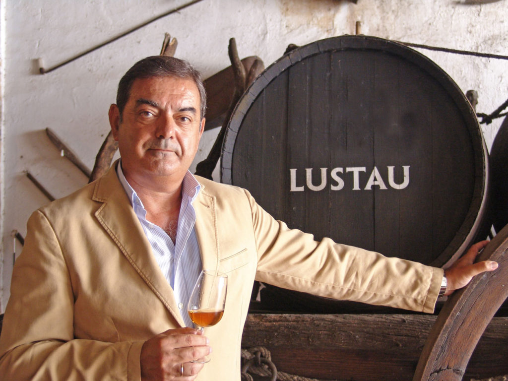 Manuel Lozano Oenologist at Lustau