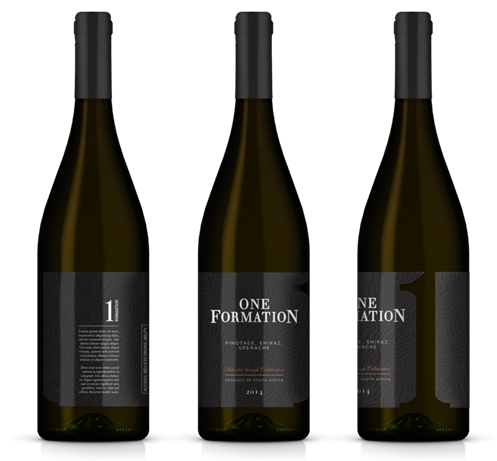 Boland Cellar One Formation Cape Blend 2015