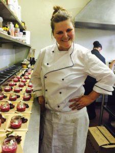 Carey Boucher Erasmus Cooking