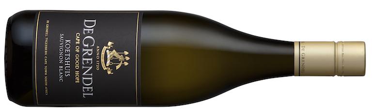 De Grendel Koetshuis Sauvignon Blanc NV