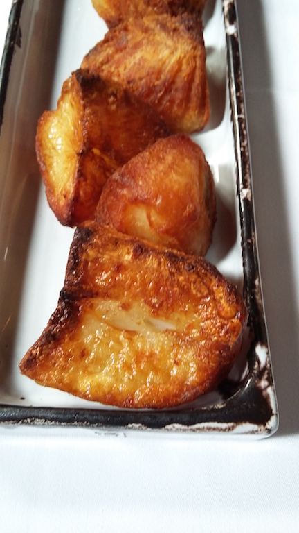 Duckfat roasted potatoes