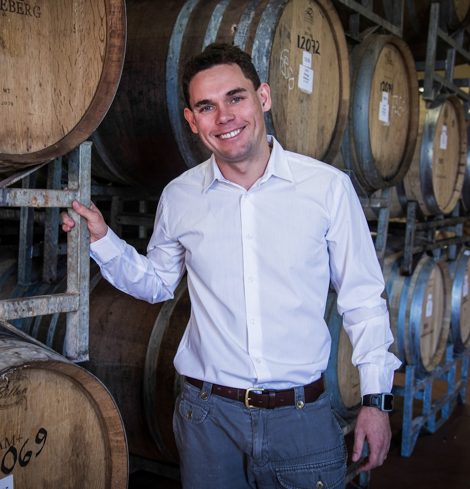 Dylan Dowell Ellis White Winemaker copy