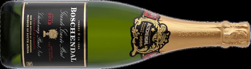 Boschendal MCC bubblies shine gold
